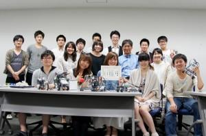 導入実験発表会(2013.5.14)