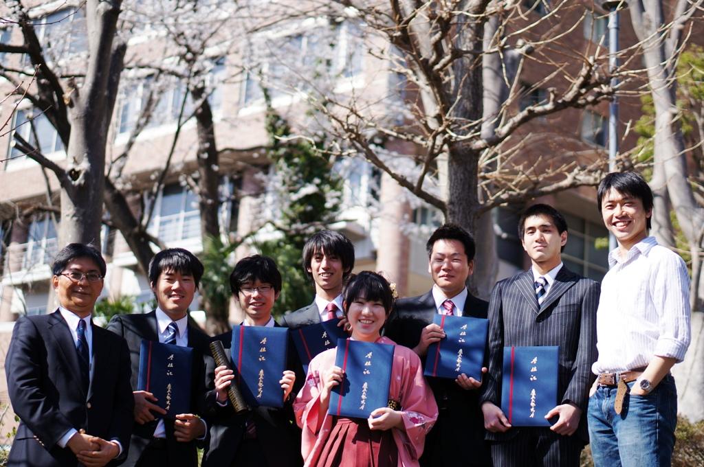 卒業生,小野,足立