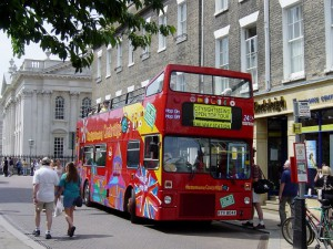 SightSeeing Bus