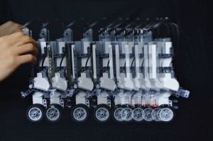 LEGO二輪
