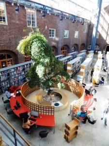 KTHの図書館