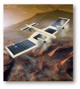 火星飛行機