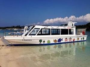 EV観光船