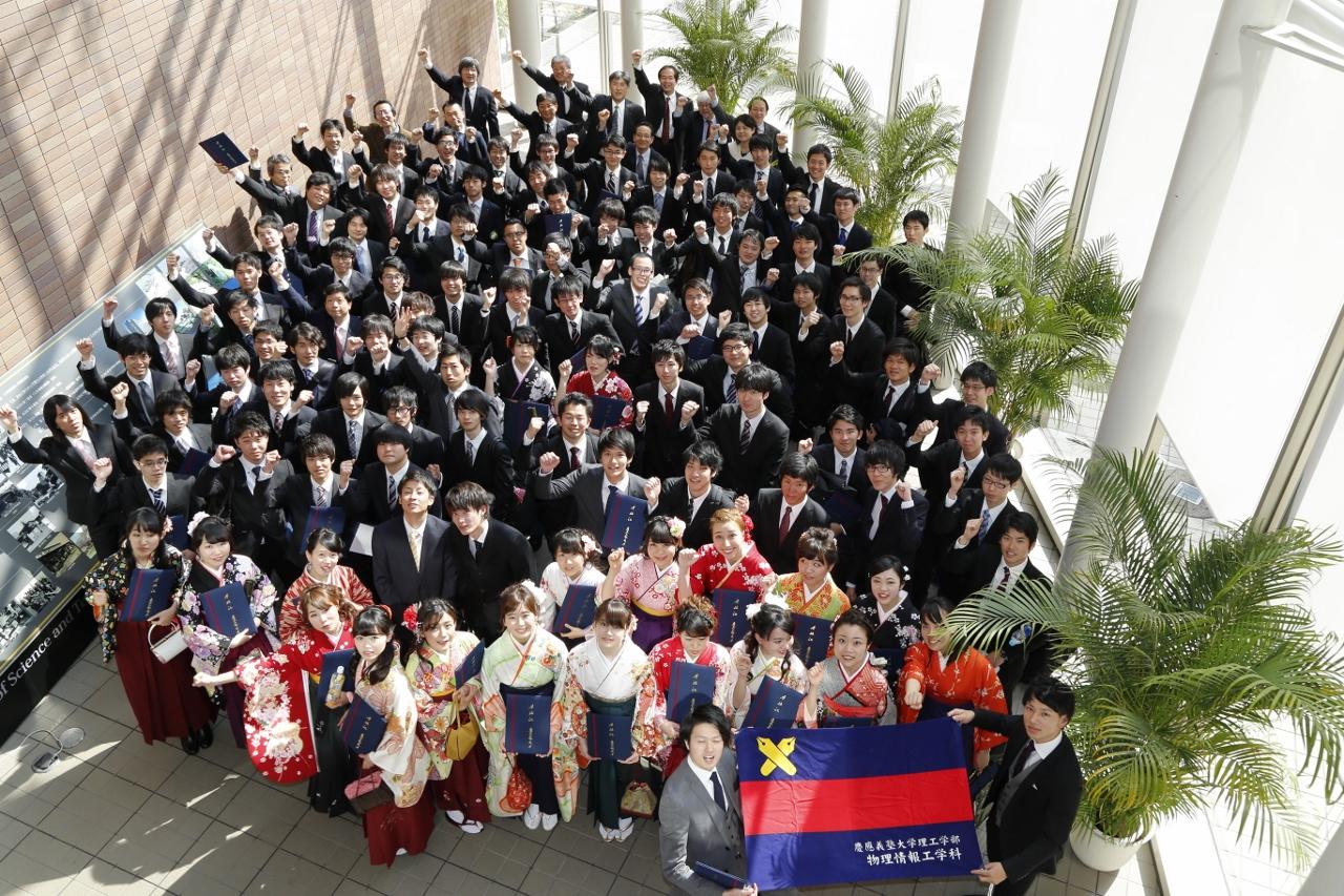 物情卒業式160323
