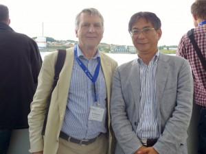 with Prof Jan M Maciejowski