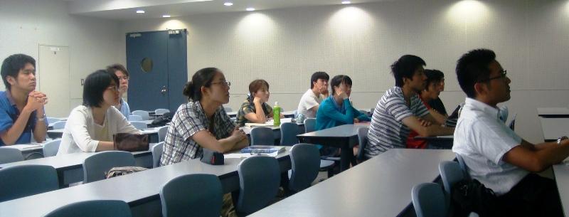 中須賀真一先生,足立研セミナーで講演 | Adachi Lab.
