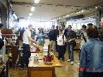 2003年7月に行われたケンブリッジ大学工学部オープンデー