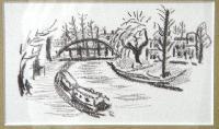 英国在住のイラストレーター Yoko Coco さんからいただいたケンブリッジの風景